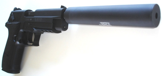 Silencers and Sound Suppressors